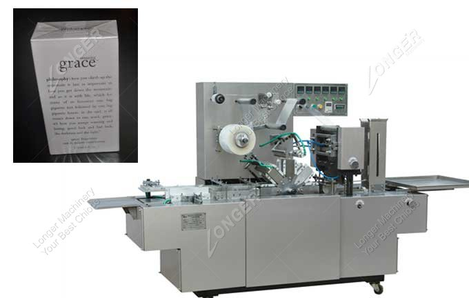 UK Automatic Cellophane Wrapping Machine Suppliers
