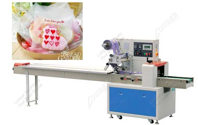Individual Cookie Packaging Machine Manufacturer