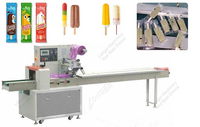 Automatic Popsicle Packaging And Wrapping Machine Suppliers