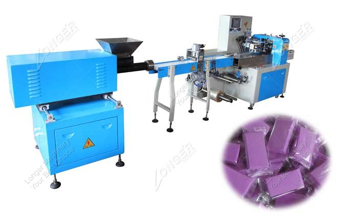 Plasticine Extruding And Packaging Machine