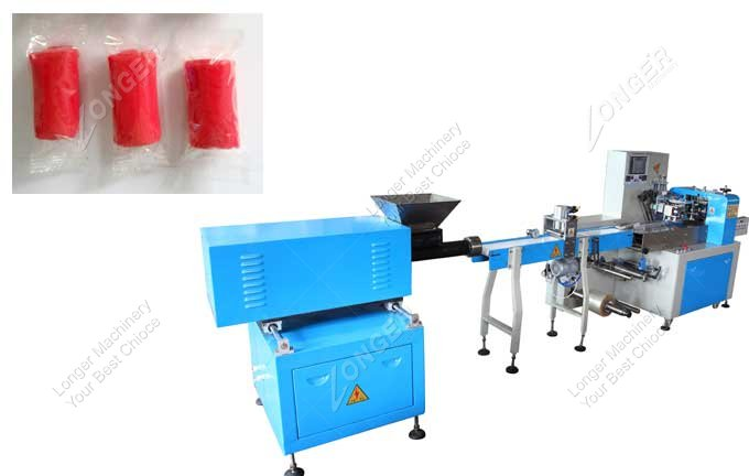 Automatic Plasticine Packing Machine For Sale