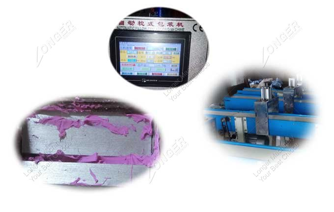 Auto Plasticine Extruding And Packaging Machine For Sale