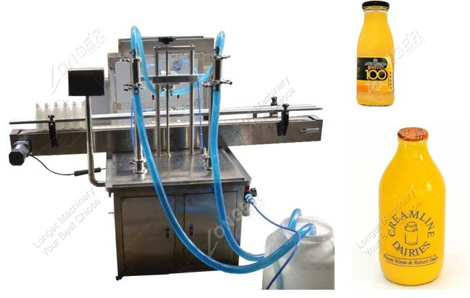 Orange Juice Filling Machine For Sale