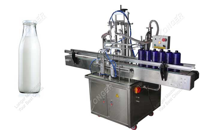 Industrial Automatic Bottle Filling Machine For Small Business