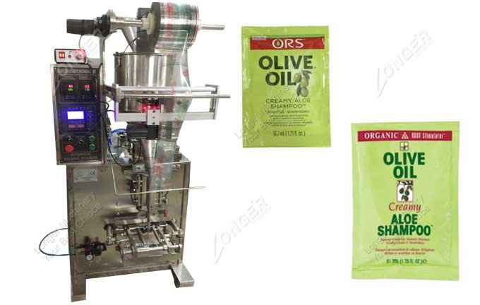 Shampoo Sachet Packing Machine Price