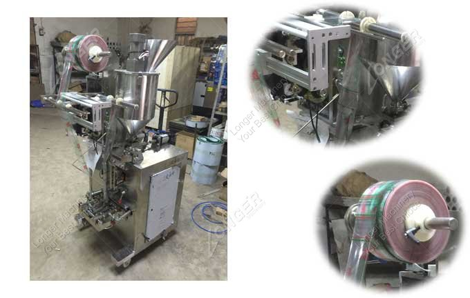 Shampoo Sachet Packing Machine Price For Sale
