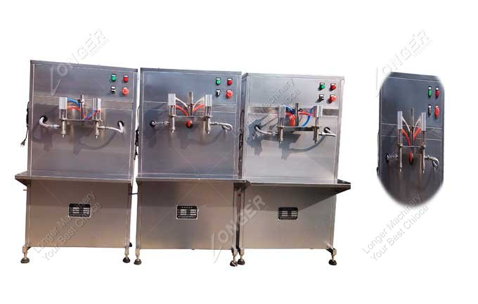 Automatic Edible Oil Tin Filing Machine Suppliers