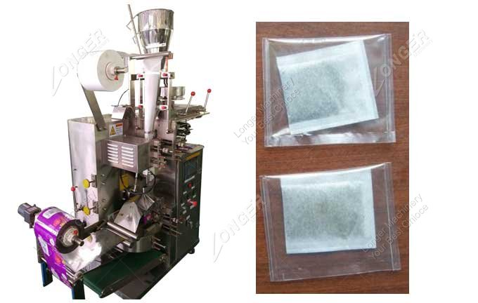 Inner And Outer Double Layer Tea Bag Packing Machine
