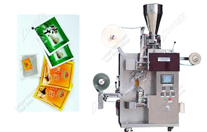 Automatic Small Tea Bag Packing Machine For Sale