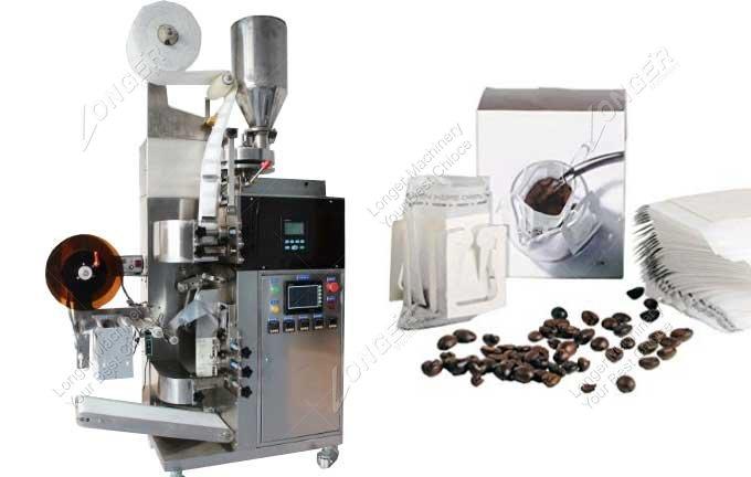 Australia Automatic Ultrasonic Drip Coffee Bag Packing Machine