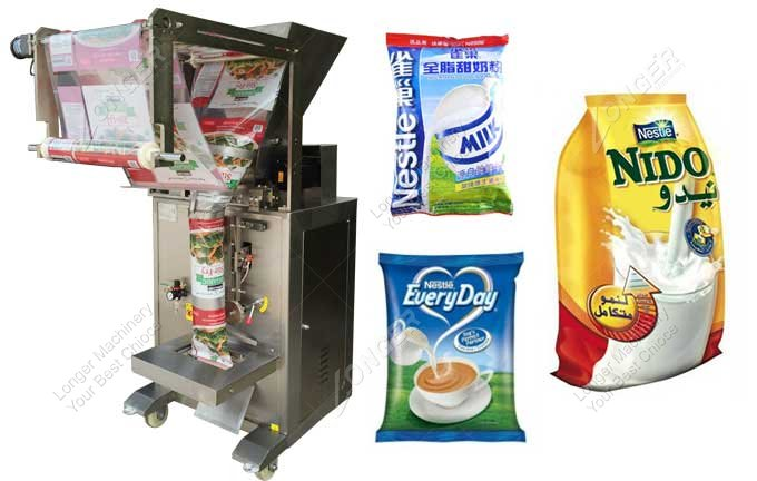 Automatic Powder Pouch Packing Machine Manufacturer