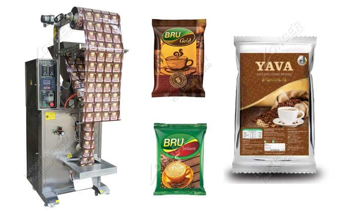 Instant Coffee Powder Packing Machine For Sale