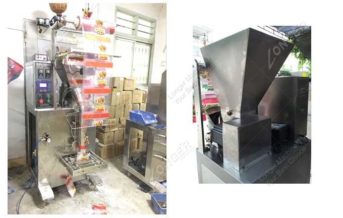 Coffee Powder Fill Machine