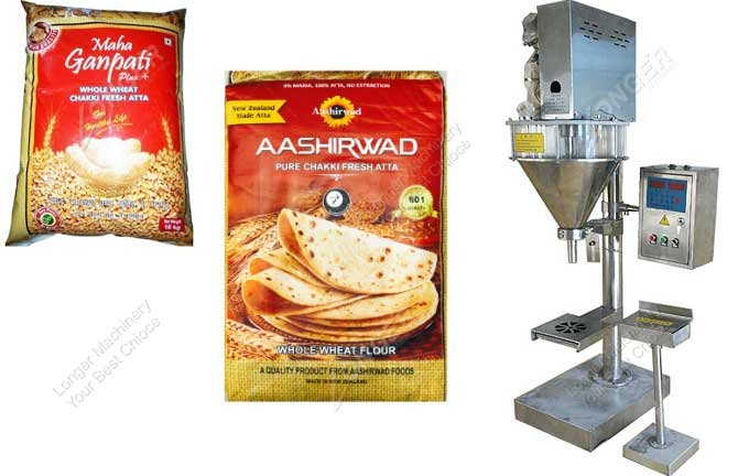 Fully Automatic Wheat Flour Packing Machine Price