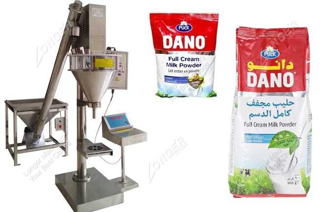 Semi Automatic Milk Powder Pouch Packing Machine Manufacturers