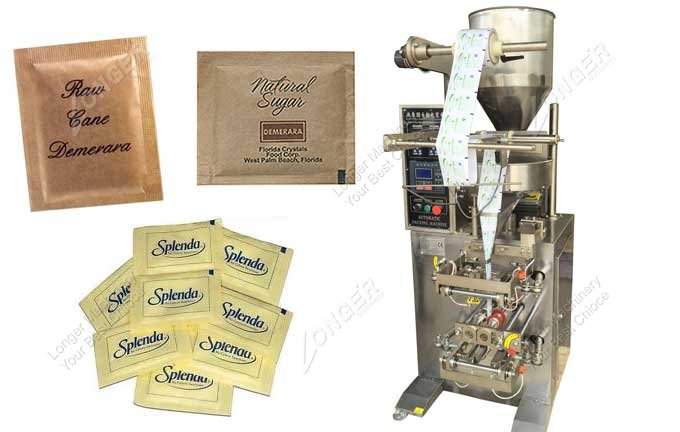 Automatic Sugar Packet Packing Machine For Sale