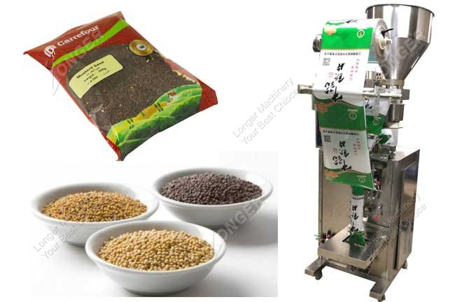 Small Mustard Seed Packing Machine For Sale