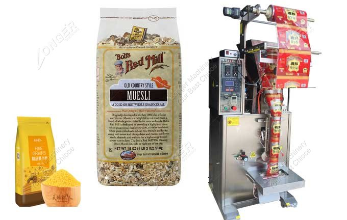 Automatic Grain Packing Machine For Sale