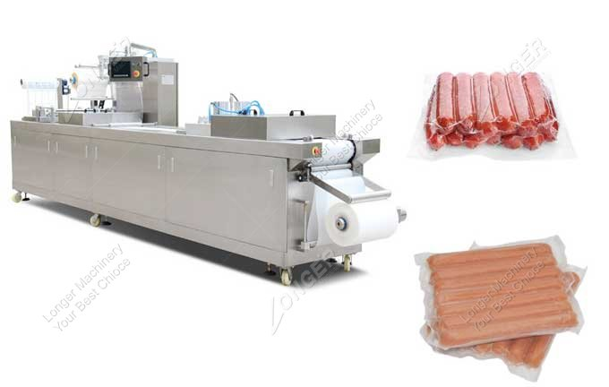 Automatic Sausage Vacuum Packing Machine For Sale