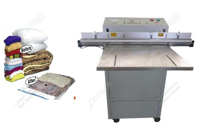 Vacuum Packing Machine For Clothes