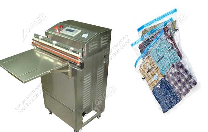 Vacuum Packing Machine For Clothes Supplier