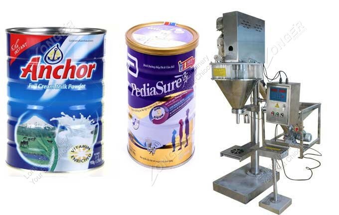 Auto Powder Filling And Packing Machine
