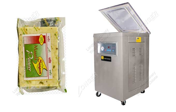 Paneer Vacuum Packing Machine