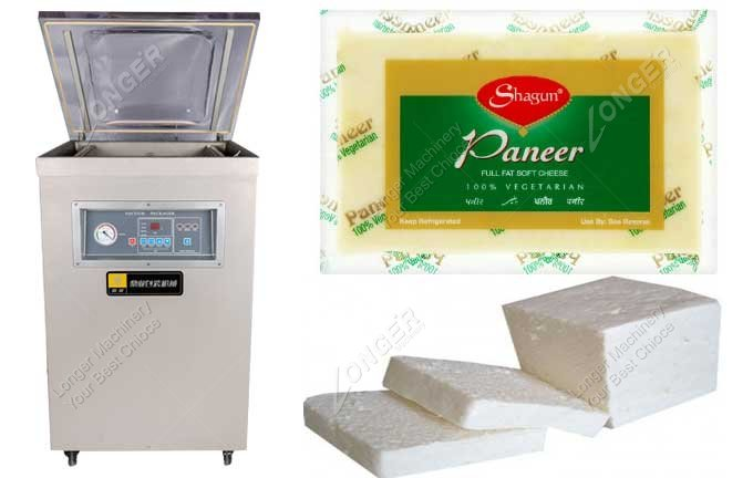 Paneer Vacuum Packing Machine For Sale