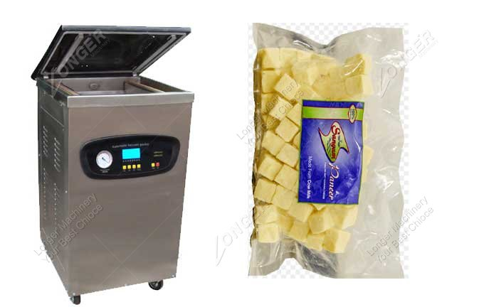 Commercial Grade Vacuum Sealing And Packing Machine