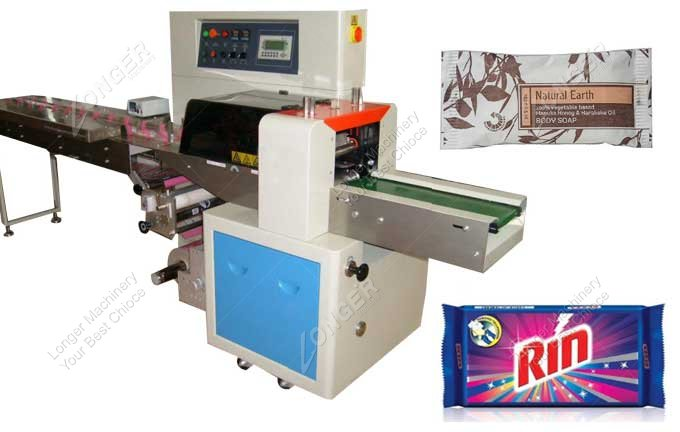 detergent soap packing machine