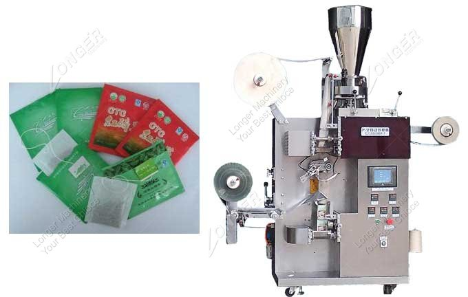 Automatic Tea Bag Packing Machine